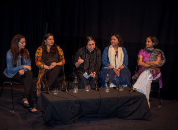 Bagri Foundation London Indian Film Festival panel