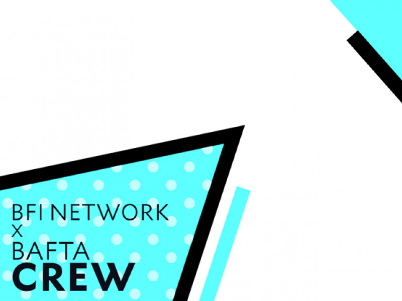 Logo for BFI NETWORK X BAFTA Crew